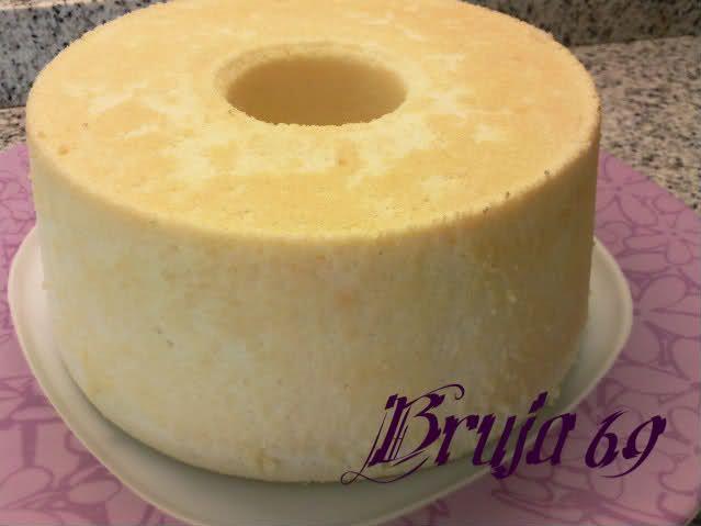 Receta Angel Food Cake, Thermomix y Fussioncook. para La cocina de bruja_69