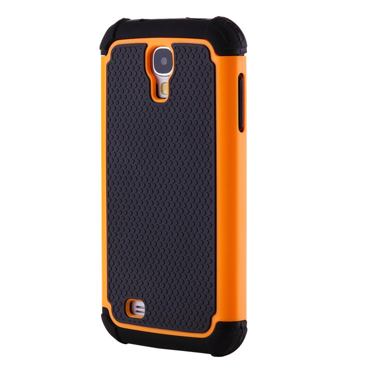 New Case - Defender Case for Samsung Galaxy S4 - Black and Orange, $9.95 (http://www.newcase.com.au/defender-case-for-samsung-galaxy-s4-black-and-orange/)