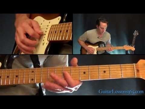 Hey Joe Guitar Lesson - Jimi Hendrix - Chords/Rhythms - YouTube