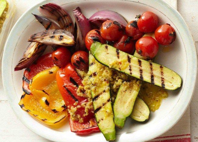 cum sa faci legumele la gratar perfecte