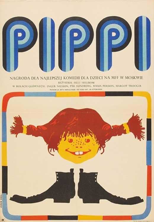 Filmposter uit 1973