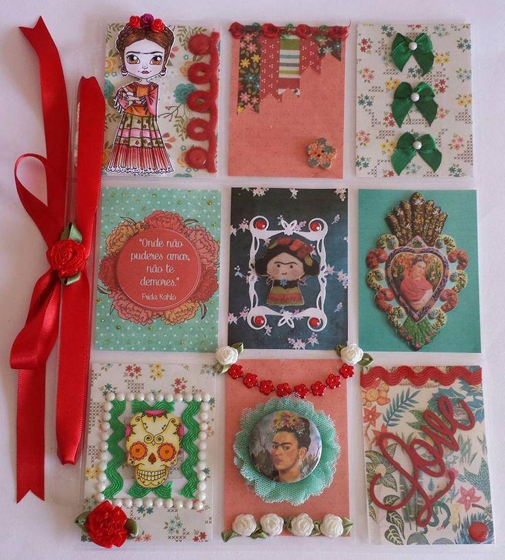 Frida Kallo Pocket Letter