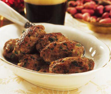 Recept: Köftebullar