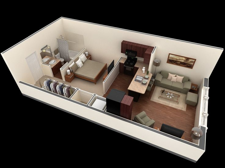 Nice layout  ~ Great pin! For Oahu architectural design visit http://ownerbuiltdesign.com