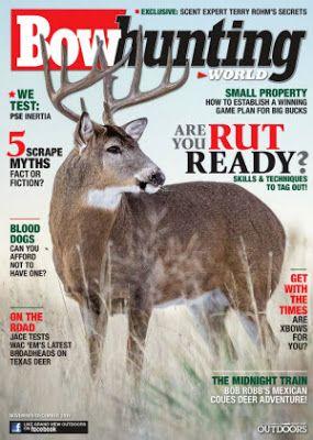 Bowhunting World Magazine free subscription