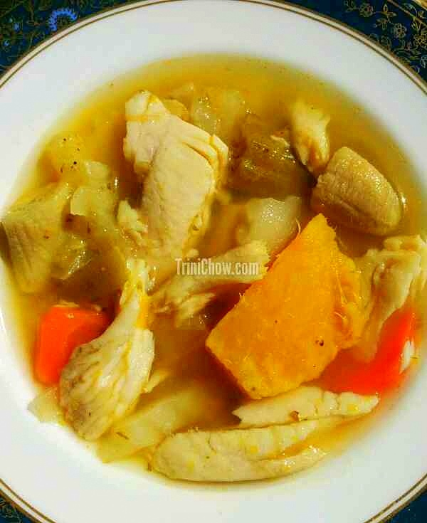 14 best images about soups of trinidad tobago on for Trinidad fish broth