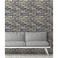 Find Fine Decor Brick Wall Black & Natural Wallpaper at Homebase. Visit your local store for the widest range of paint & decorating products.