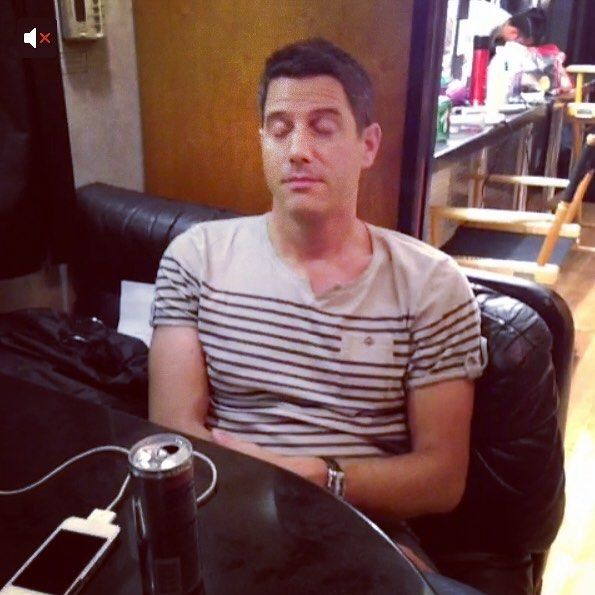 Good morning Monday! I pretty much feel like sleepy @sebdivo in this video shared by @divodavidmiller in September 2013. Have a great new week everyone! @elaynalisa x #photooftheday #sebsoloalbum #teamseb #sebdivo #sifcofficial #ildivofansforcharity #sebastien #izambard #sebastienizambard #ildivo #ildivoofficial #singer #band #musician #music #composer #producer #artist #charityambassador #french #france #instamusic #amazingmusic #amazingvoice