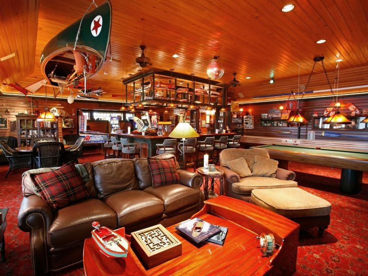 Man Cave Bar Height : Best images about barn ideas man cave on pinterest