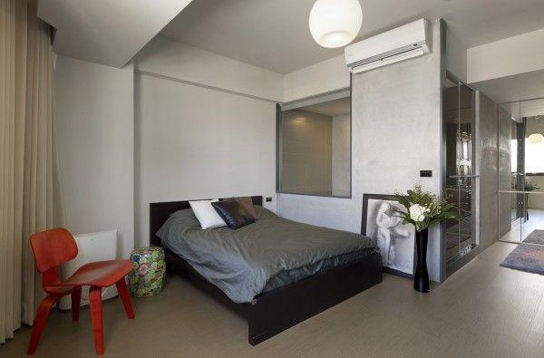 12 μινιμαλιστικό υπνοδωμάτιο