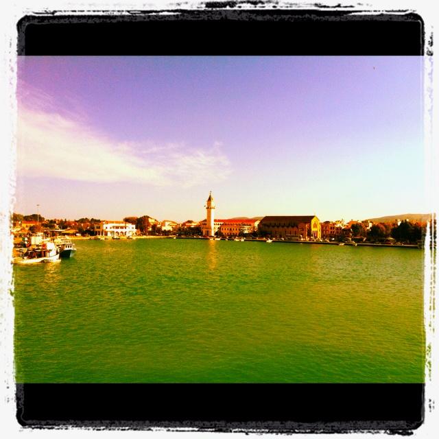 Zante port