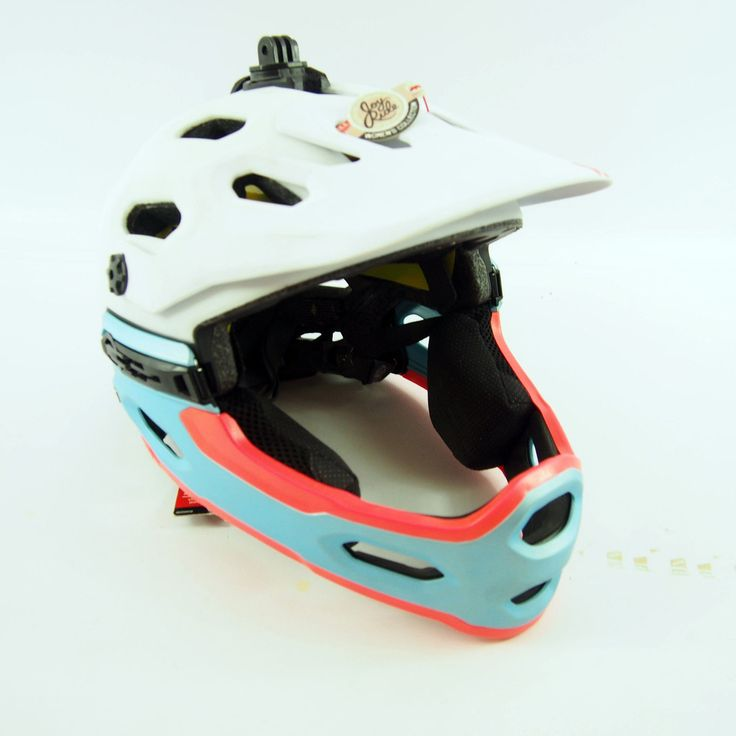 Bell Joy Ride Super 2R MIPS Mountain Bike Helmet Full Face Large 58-62cm