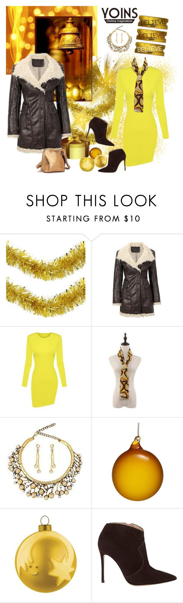 """Yoins....new 27."" by carola-corana ❤ liked on Polyvore featuring K.A. Weiste Oy, Jim Marvin, Alessi, Gianvito Rossi, yoins and yoinscollection"