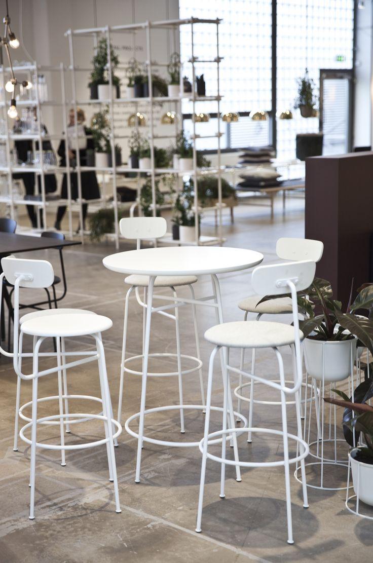 "Menu | North Modern 2016  ""Modernism Reimagined""  product: Afteroom Barstool  Designer: Afteroom Studio Photo: Jonas Bjerre-Poulsen"