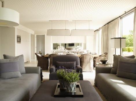 Living room   Like living in the Hamptons.