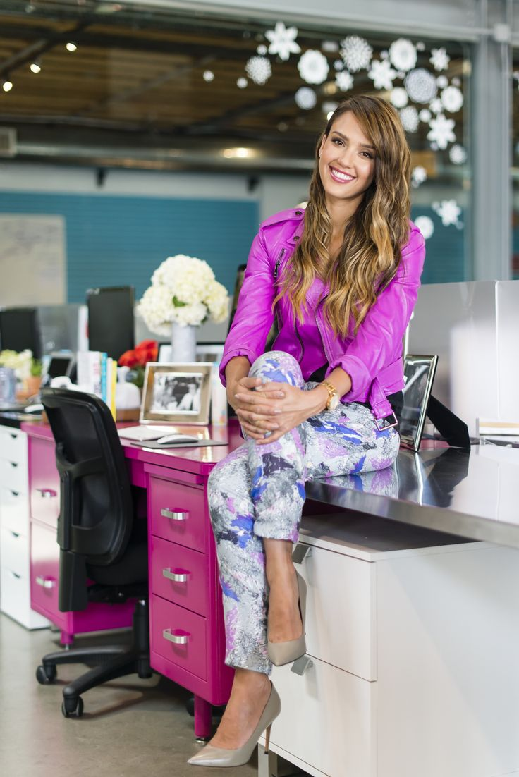 Style Secrets from Jessica Alba