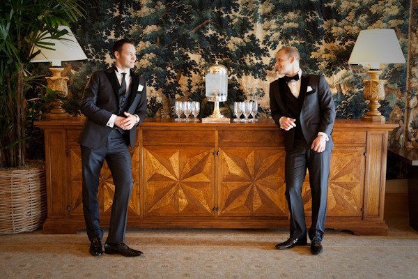 Take more peeks at this handsome California wedding: http://www.mrboddington.com/lookbook/  (photo by Alyssa Nicol)