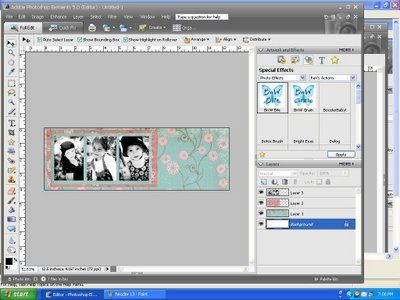 Best Digital Design GIMP Photoshop Etc Images On Pinterest - How to make a birthday invitation in photoshop elements