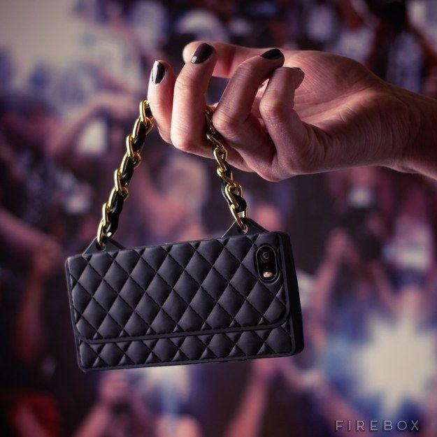 Designer Handbag iPhone Case