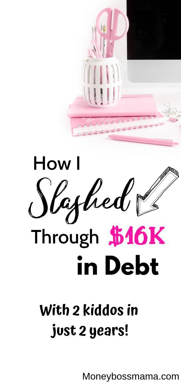 How I Paid Off $16,000 in Debt on One Income. You Can Too!