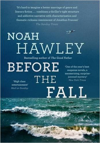 Before the Fall: Noah Hawley. Also wrote Fargo series