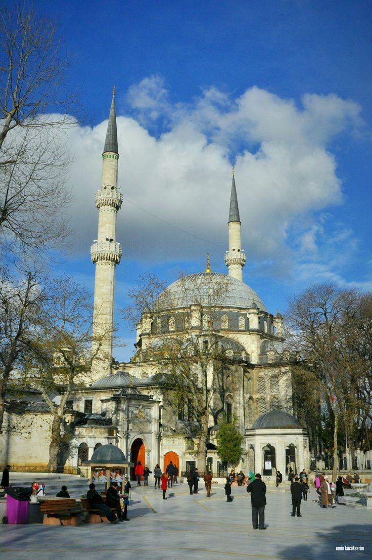 Eyüp Sultan Camii. İstanbul. Turkey. Fotograf: Emin Küçükserim