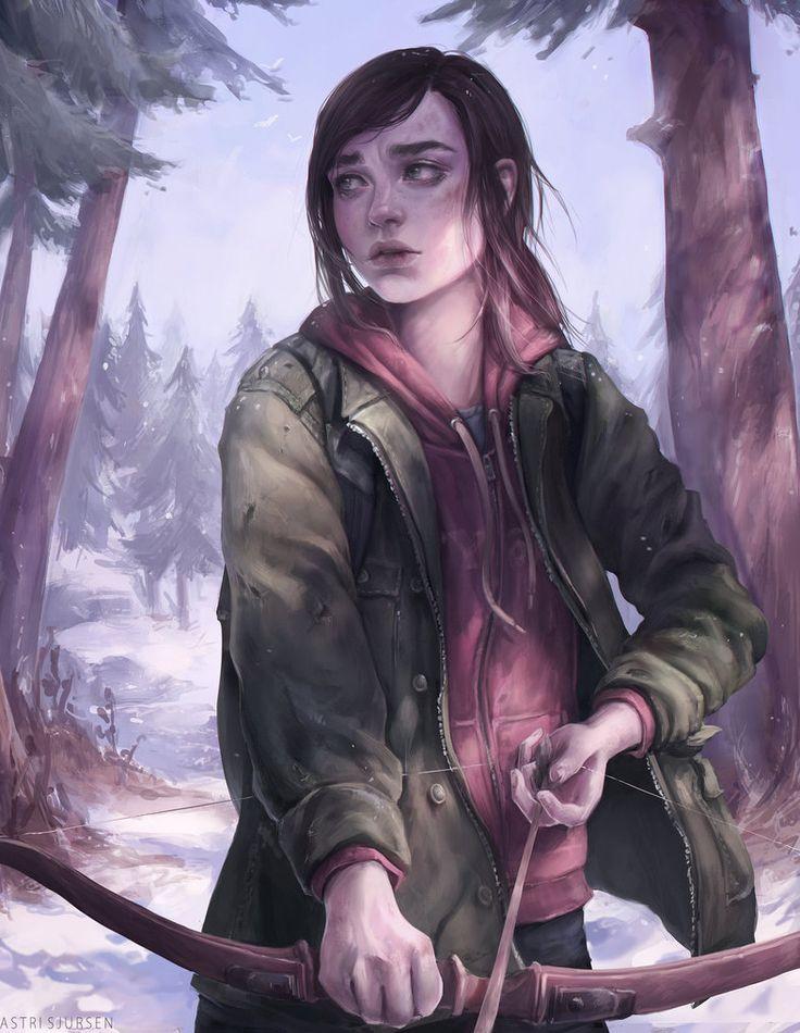 Endure - Ellie, The Last of Us | AstriSjursen on DeviantArt