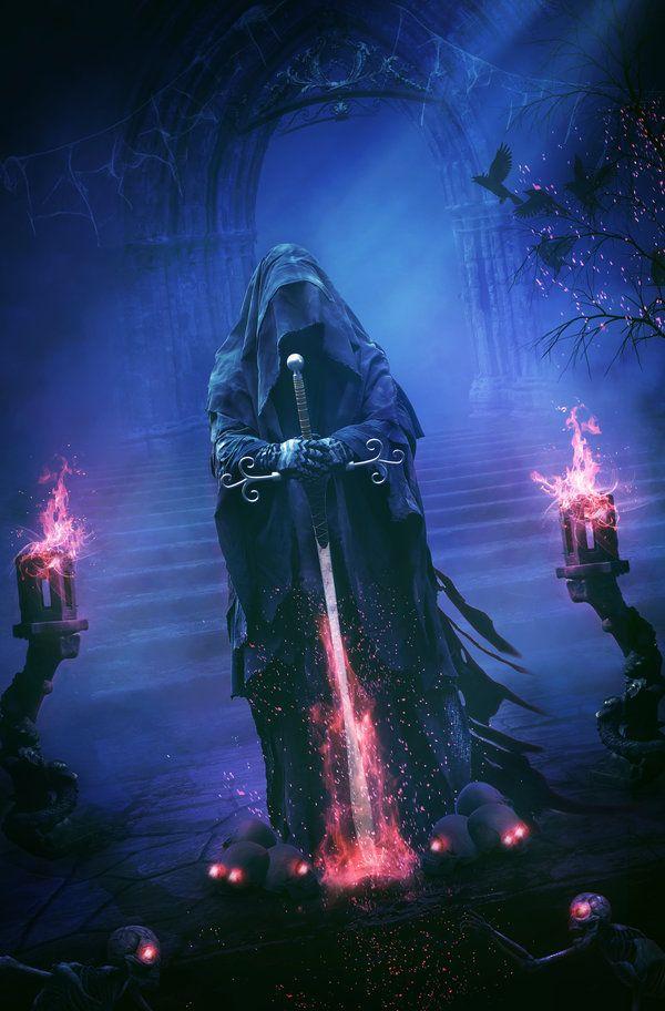 The Underworld by charmedy.deviantart.com on @DeviantArt