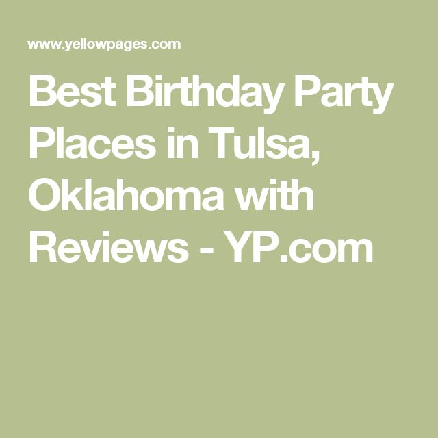 7 best Party Venues images on Pinterest Party venues Tulsa