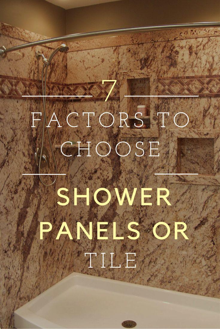 Best 25+ Shower walls ideas on Pinterest | Shower bathroom ...