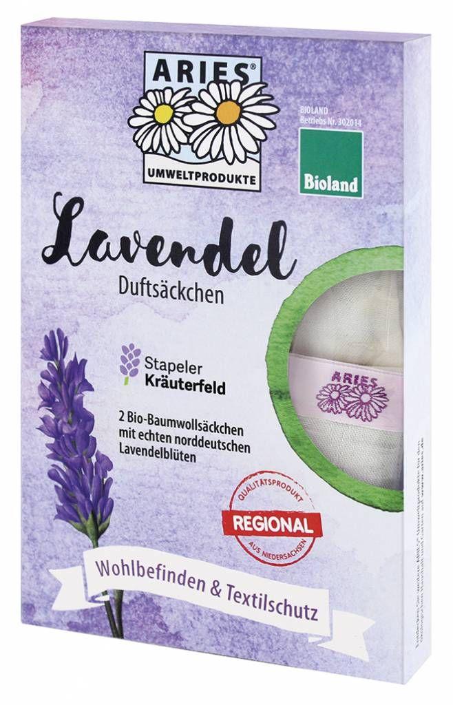 Inspirational Aries BIO Lavendel Dufts ckchen