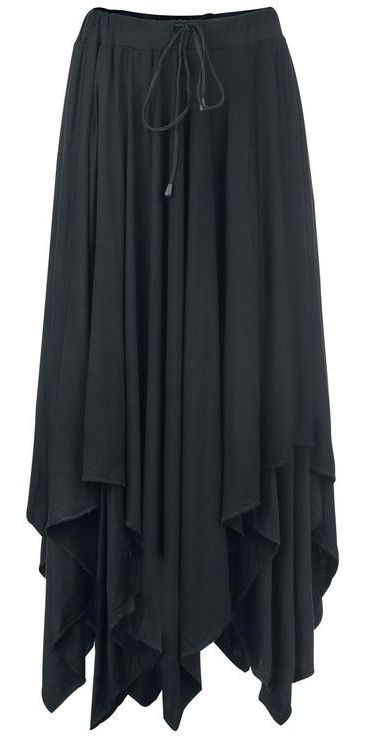 black *witch* skirt <3
