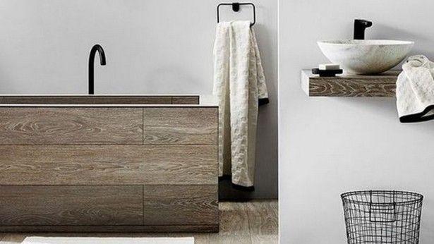 Inspiratieboost: een houten bad voor een natuurlijke look in de badkamer