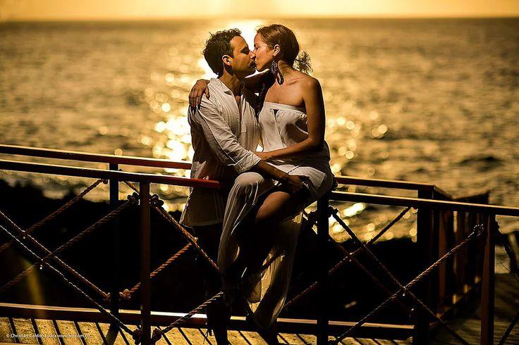 Pre boda + Matrimonio Mariana y Christian en San Andrés | Christian Cardona, Fotógrafo bodas, matrimonios, anuarios escolares