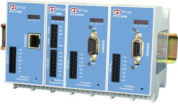 The PT113 digital transmitter family is designed for static or dynamic weighing, force and pressure measurement processes to provide fast and accurate digital data through  RS-232C, RS-485, Ethernet TCP/IP and fieldbus systems such as PROFIBUS, Modbus TCP, Modbus RTU, PROFINET and CANopen.