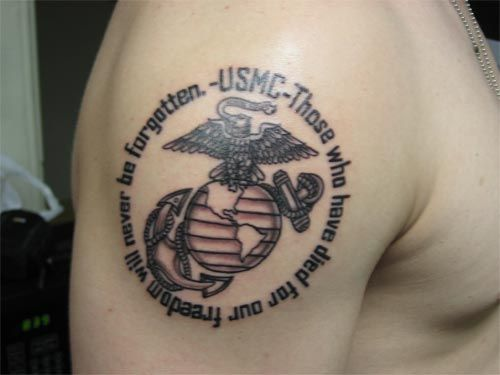 us army tattoos | us Army Emblem Tattoo Army Tattoos