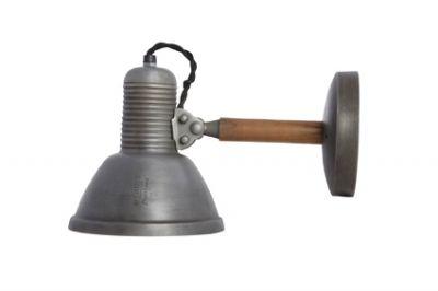 Exclusieve industriële wandlamp, old look, Stoerelampen.nl