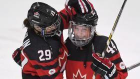 Le Canada prendra part à une 18e finale consécutive au Championnat du monde hockey féminin après avoir défait la Finlande...