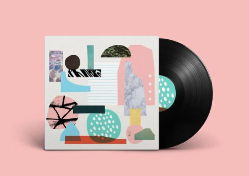 Record design from Maxime Francout