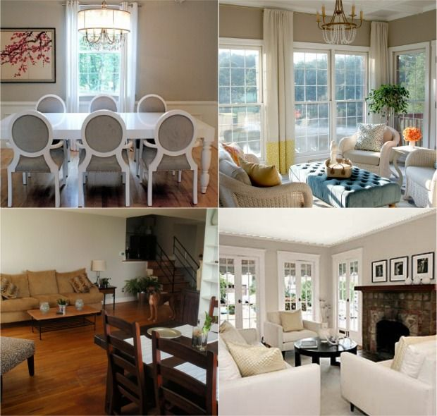 Gray Paint Color Ideas Tips And Examples Pewter Taupe