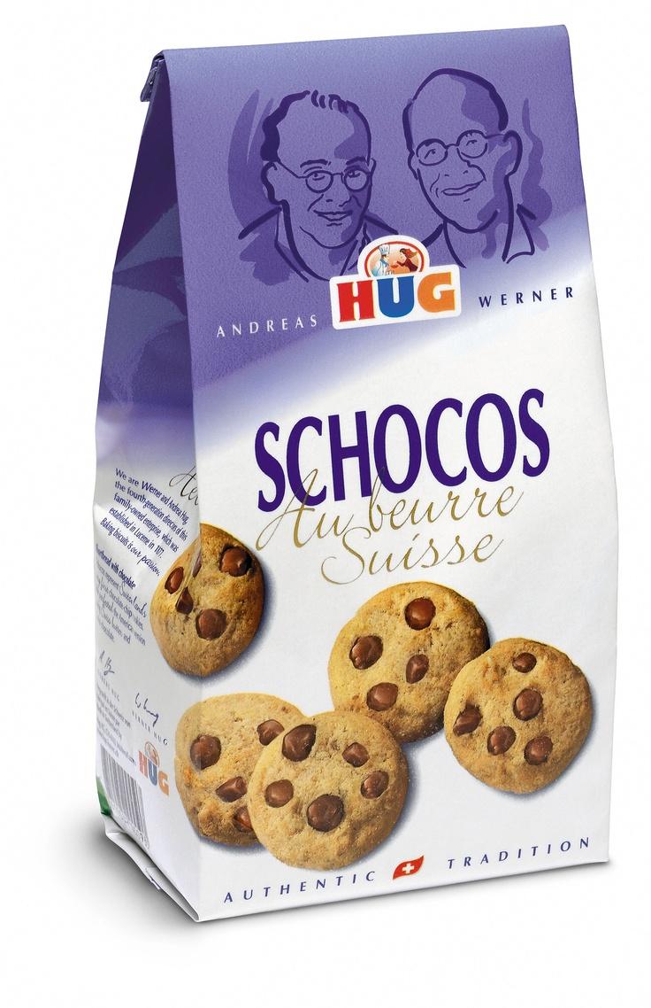 """""""HUG Biscuits, Switzerland""""  Packaging Design by Daniel Wermuth / wermuthgrafik ©2012  http://www.wermuthgrafik.ch"""