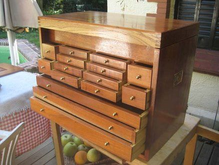 How to build Machinist Chest Plans PDF woodworking plans Machinist chest plans Home Workshop Storage Tools contained within the cabinet s drawers and shelves also date from around Full Story Wooden Machinis