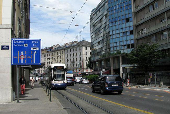 У женевских водителей (Швейцария), которым пришлось заплатить несправедливо назначенные штрафы за превышение скорости, появится возможность вернуть свои «кровно заработанные».