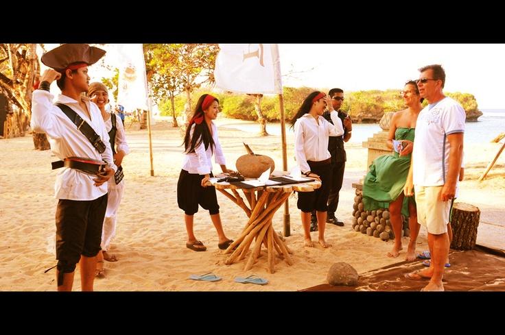 The Pirates Bay . Nusa Dua-Bali I Caldera Dewata