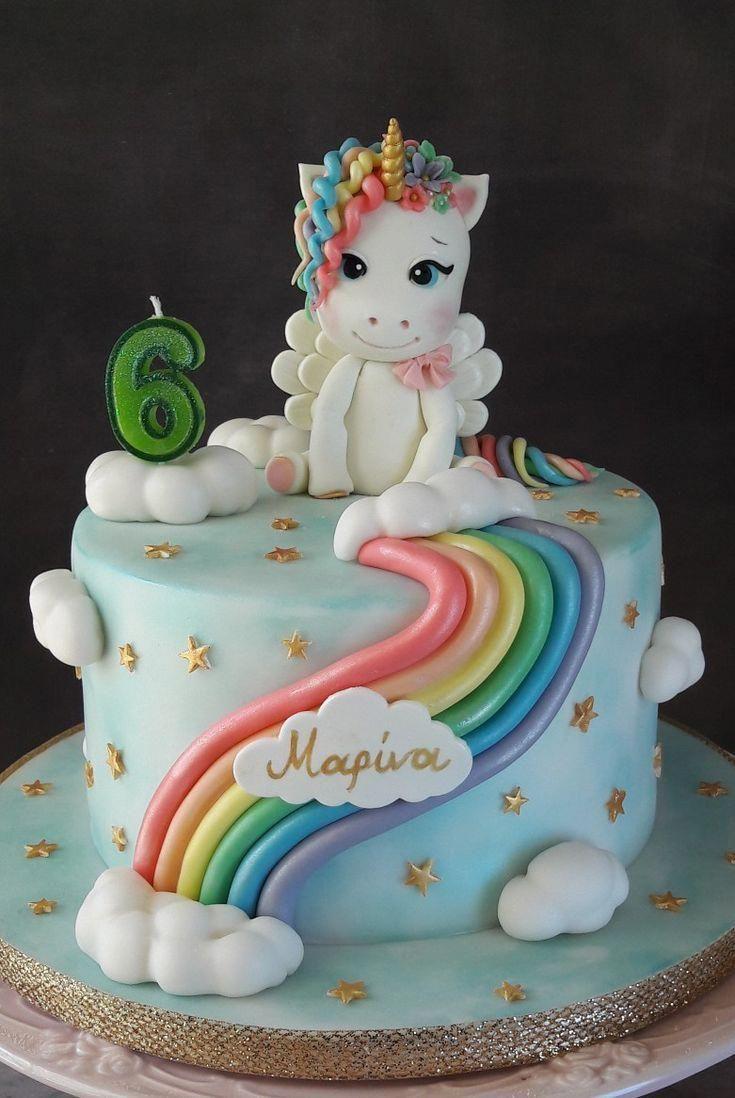 Broccoli And Coconut Cake Recipe In 2020 Unicorn Birthday Cake