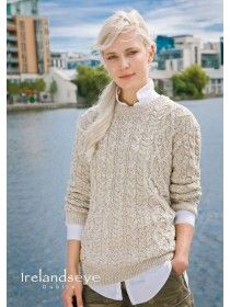 Lightweight Cotton Sweater A710