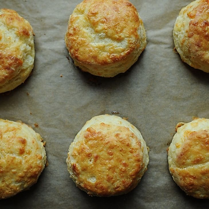 Cheese Biscuits XXV Recipe | Food Recipes | Pinterest