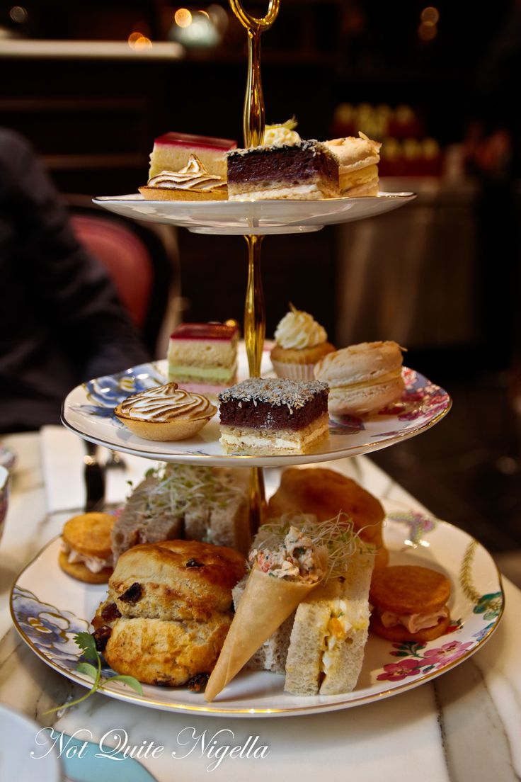 Afternoon Tea at The Palace, Queen Victoria Building & Win A Tea for Two!