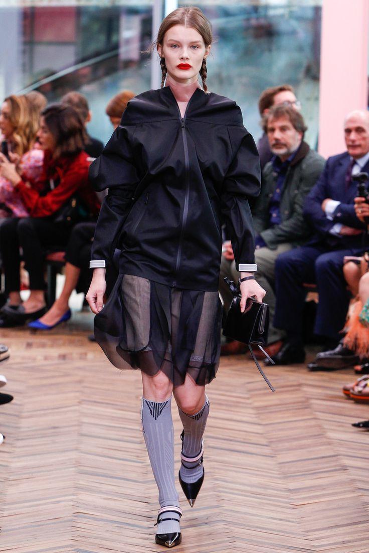 Prada Resort 2018 Fashion Show - Kris Grikaite