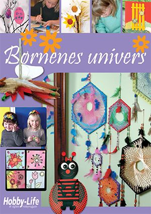 Gratis Tema Magasiner Creative ideas for children